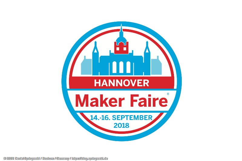Meet me on maker faire hannover this weekend